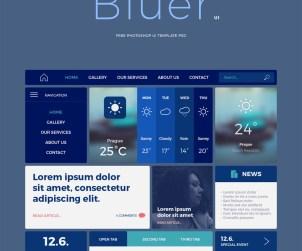 bluer-free-ui-kit