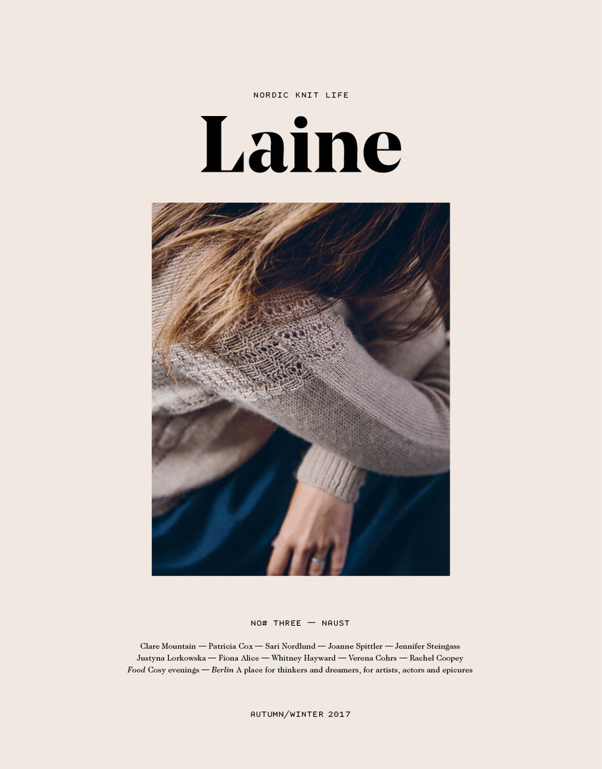 Laine Laine Magazine Issue 3
