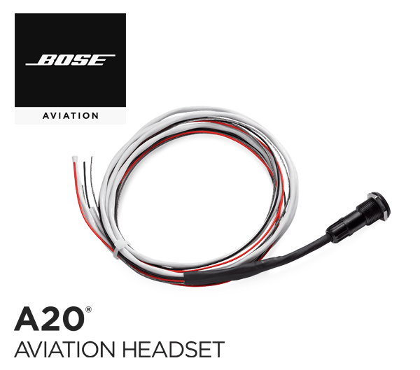 wiring diagram for bose a20 aviation headset