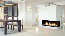 Small Of Linear Gas Fireplace