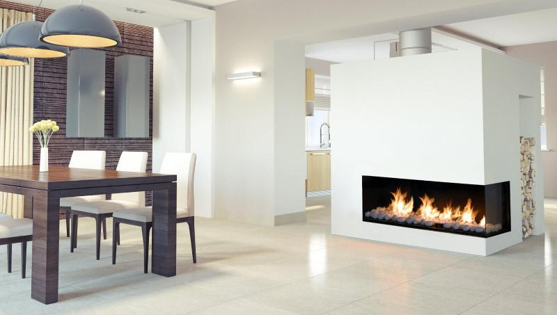 Large Of Linear Gas Fireplace