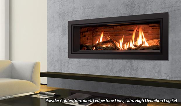 Enviro C44 Clean Face Gas Fireplace Friendly