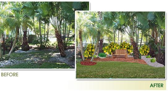 Landscape Services - South Florida Landscape Design, Installation