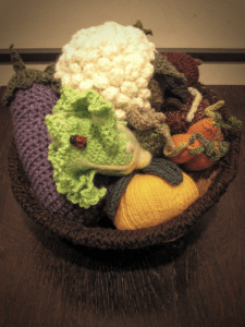 Fruit veg bowl