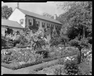 20s garden party