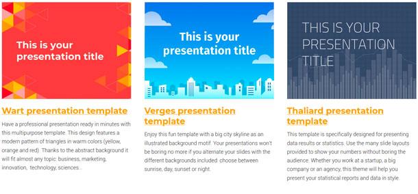 Los mejores sitios web para descargar plantillas PowerPoint Friki Aps