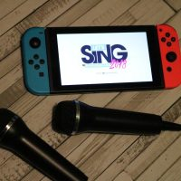 Let's Sing 2018 für die Nintendo Switch mit neuen Hits und Karaoke-Spass #LetsSing2018 #Switch #Gewinnspiel