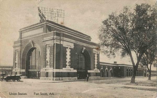 Union Station, Fort Smith, Arkansas