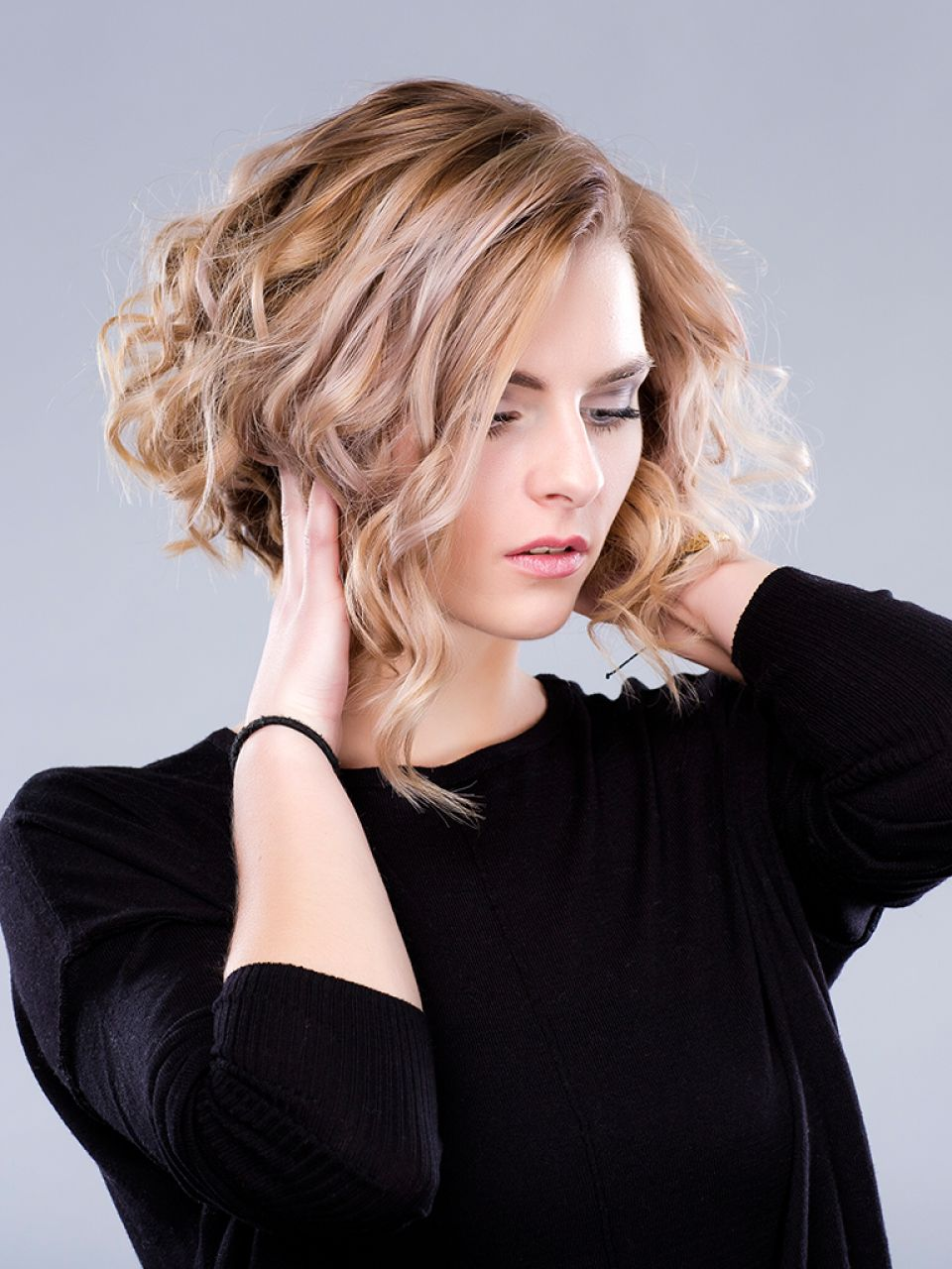 Bob Mit Wellen Unsere Top 15 Long Bob Frisuren Platz 15