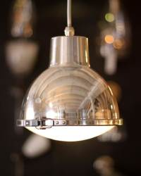 Sutton Industrial Pendant Light | Fritz Fryer