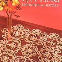 Tatting Technique and History Elgiva Nicholls