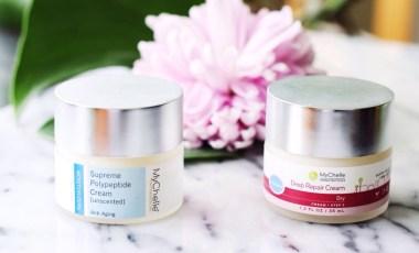 MyChelle Supreme Polypeptide Cream & Deep Repair Cream