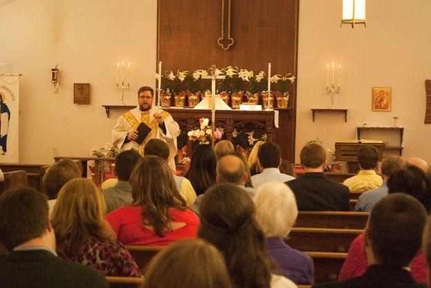 Preaching the Easter Sermon, 20013