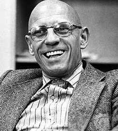 Michel Foucault. One of the major influences on New Historicism