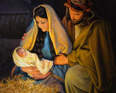 Mary Mother of God - The Holy Family
