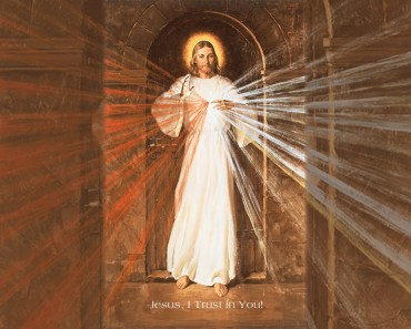 Jesus Christ - Divine Mercy