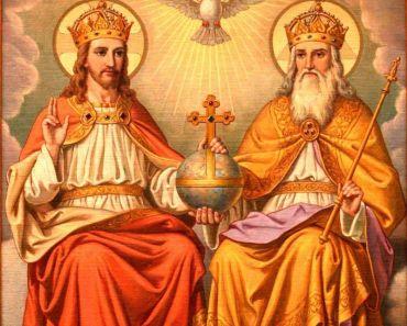 Jesus in New Heaven