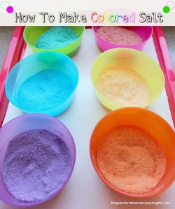 Pristine How To Make Colored Salt Fspdt How To Make Salt Vinegar Seasoning How To Make Salt Water Taffy