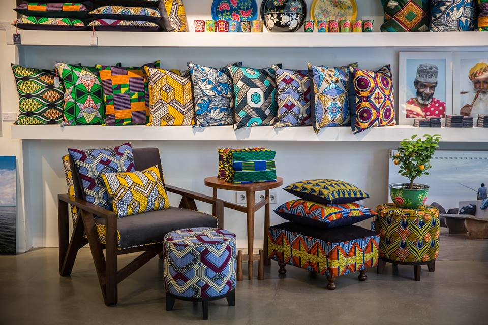 African home decor by 3rd culture frolicious for Home by decor