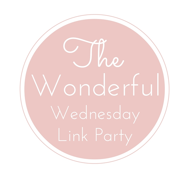 Buying our First Home and Wonderful Wednesday Link Party - #4 May