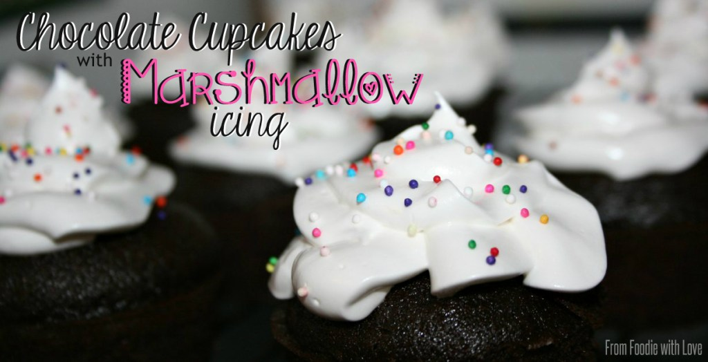 Marshmallow Icing