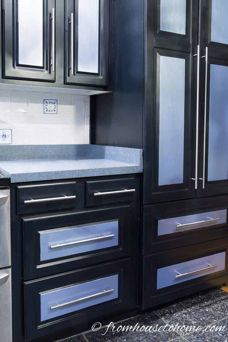 Kitchen Cabinet Drawers How To Convert Base Cabinet Shelves To Drawers