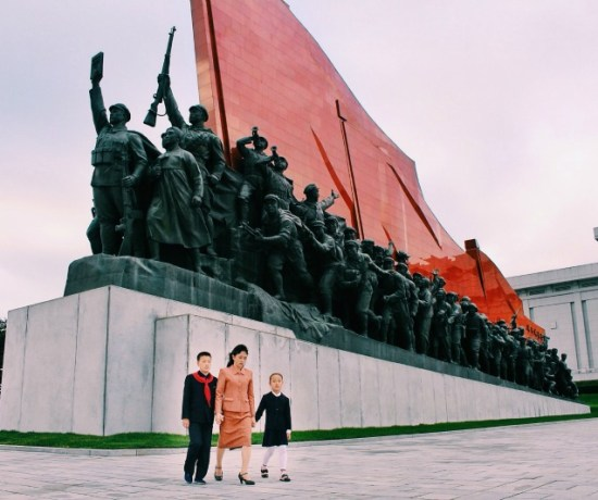 Travel to North Korea Pyongyang