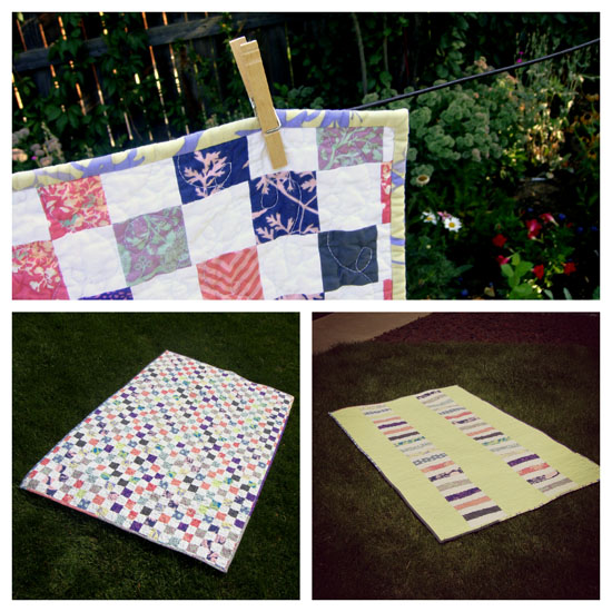 Snapshots Quilt Quilts