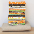From Marta with Love: Fall fabric stack, Madrona Road, Flea Market Fancy, Modern Whimsy