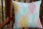 Pillow Talk Swap pillow - from Marta with Love