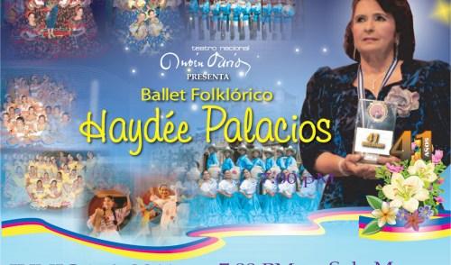 Ballet Folklórico Haydée Palacios