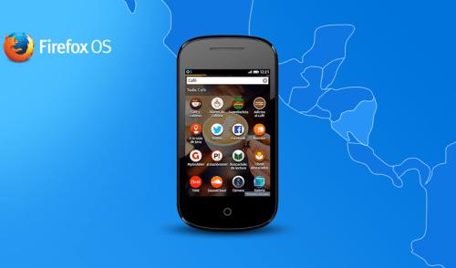 Movistar Ofrece Teléfonos con Firefox OS