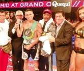 Boxeador Nica Triunfa ante Mexicano
