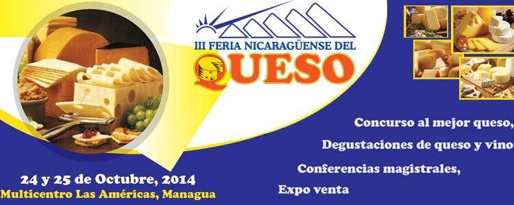 Feria del Queso en Managua 24 y 25 de Octubre