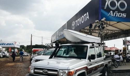 Inicia Andiva Motor Show Nicaragua 2015