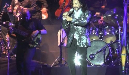 Concierto de Marco Antonio Solis en Managua 2015