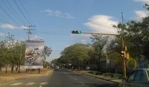 Managua estrenara semafaros inteligentes