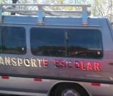 Buses y micro buses de recorrido escolar a inspección en transito