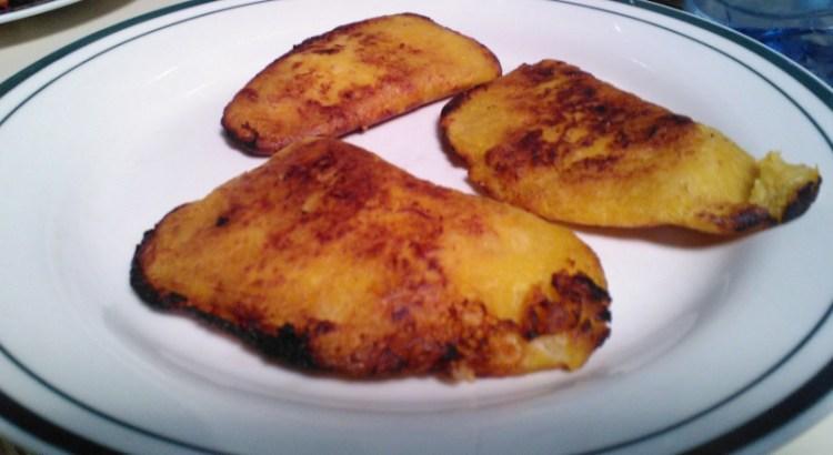 Receta de Empanada de Maduro