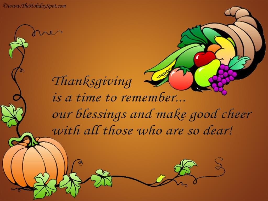 Fullsize Of Happy Thanksgiving Blessings