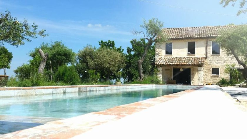Casa Colognola, beautiful villa rental for 6 in Marche, Italy
