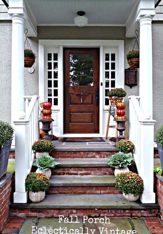 How To Decorate Your Front Porch Autumn Decorating Ideas You Will Enjoy