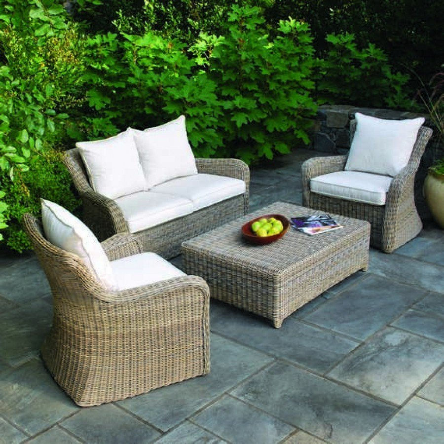 Wicker Furniture Covers Kingsley Bate Furniture Covers For Sag Harbor Deep Seating