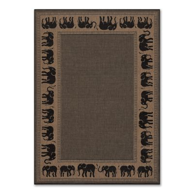 Elephant Outdoor Area Rug Frontgate