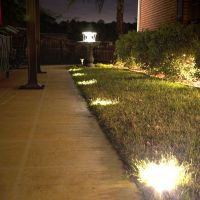Solar Ground/Deck Lights | Frontgate