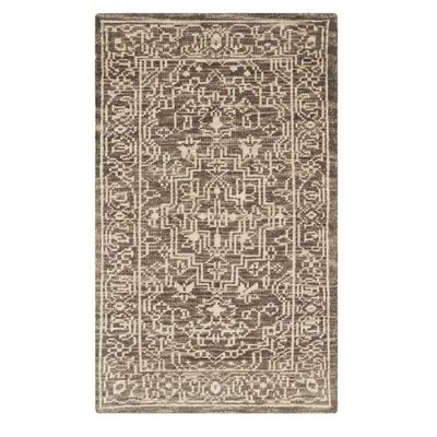Tufted Square Rug Frontgate