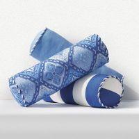 Outdoor Bolster Pillow with Cording - Frontgate