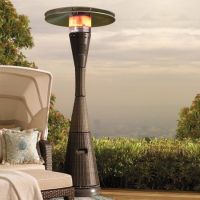 All-weather Woven Patio Heater | Frontgate
