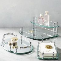 Belmont Personalized Vanity Trays | Frontgate