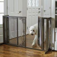 Mesh Pet Gates | Frontgate